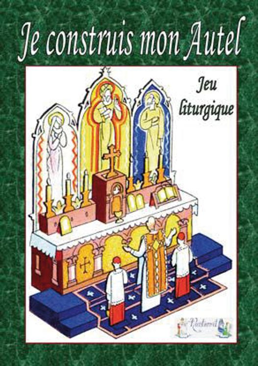 Je construis mon Autel - Jeu liturgique