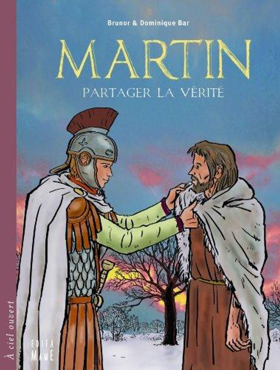 Martin, partager la vérité - BD