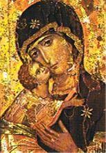 Icônes de la Vierge Marie