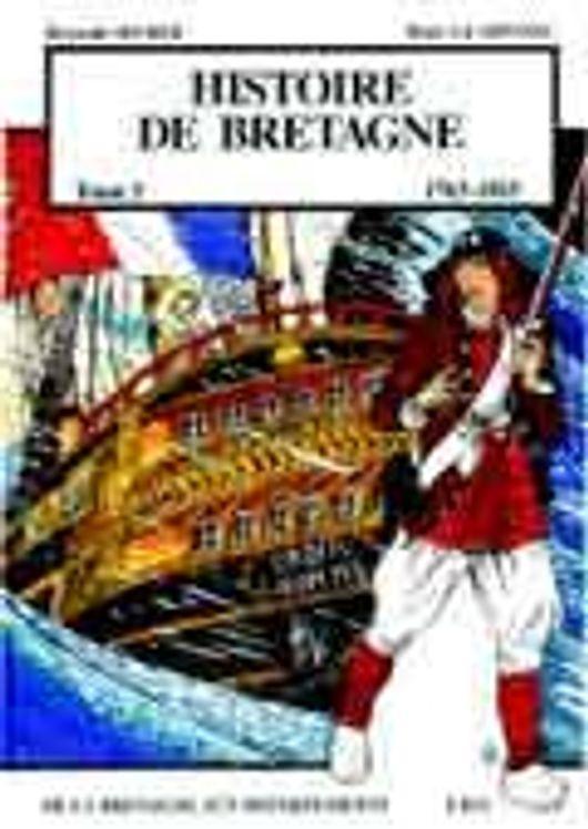 Histoire de Bretagne T5