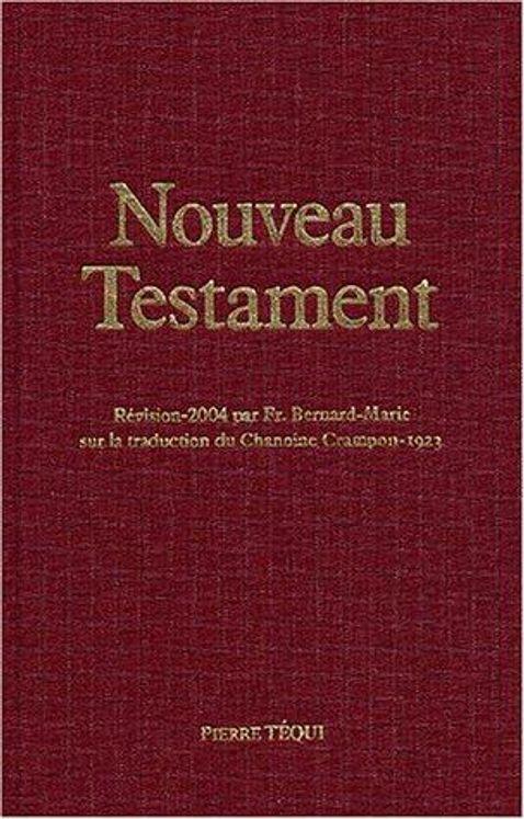 Nouveau Testament (reliure toile)