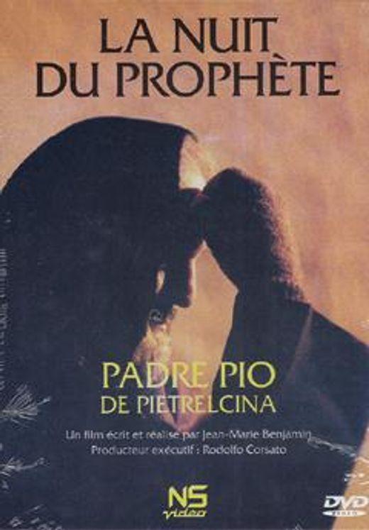 La nuit du prophète - Padre Pio - DVD