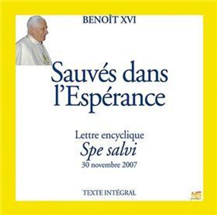 Sauvés dans l´Espérance - Spe Salvi  (CD audio)