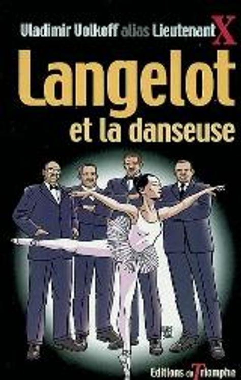 Langelot 17 - Langelot et la danseuse
