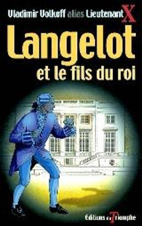 Langelot 22 - Langelot et le fils du roi