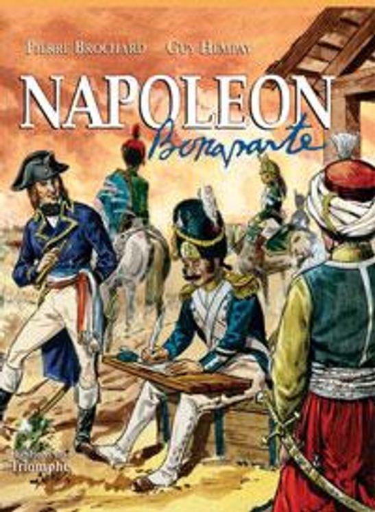 Napoléon Bonaparte  BD