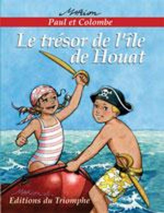 Paul et Colombe 04 - Le trésor de l'île de Houat