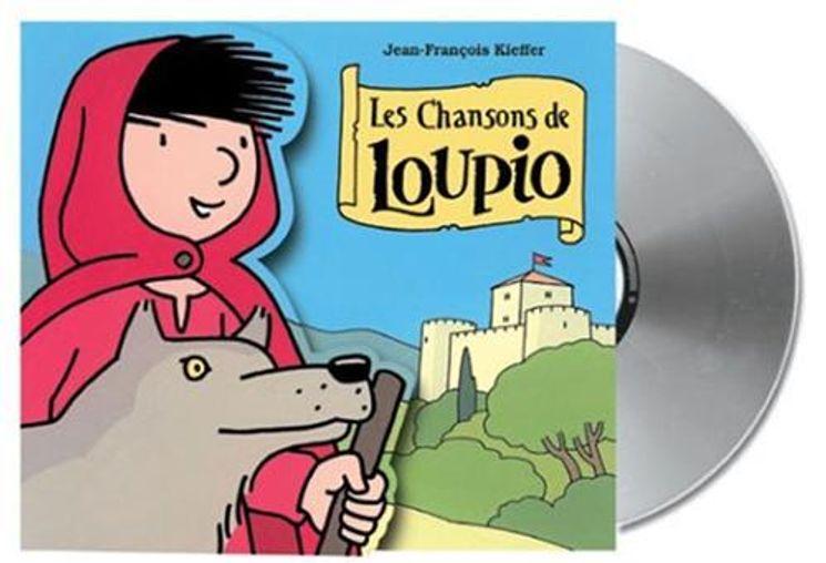 CD - Les chansons de Loupio