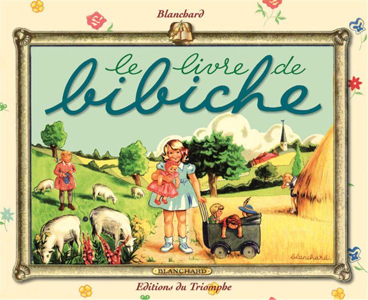 Le livre de Bibiche