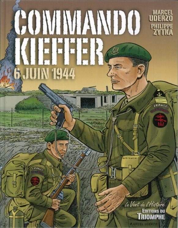 Opération Overlord - Commando Kieffer - 6 Juin 1944