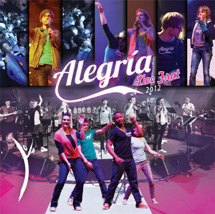 """CD Alegria """"live"""" frat 2012 - Louange et Pop louange"""