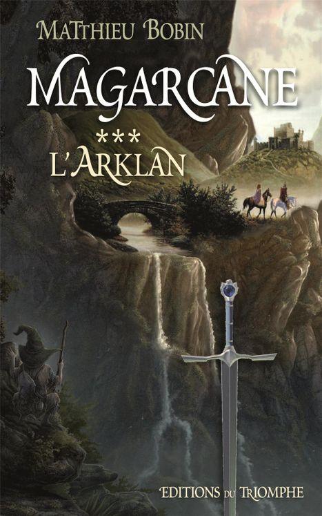 Magarcane 3 - L'Arklan