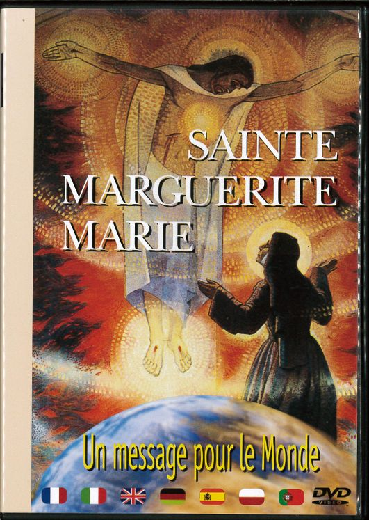 Sainte Marguerite-Marie - Un message pour le monde DVD