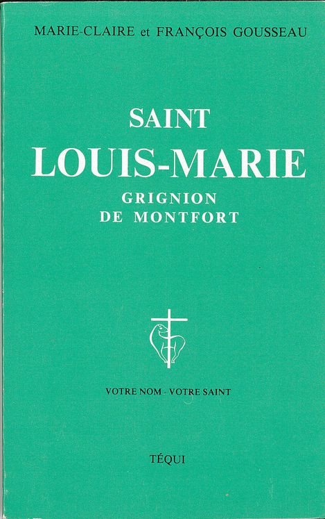 Saint Louis-Marie Grignion de Montfort