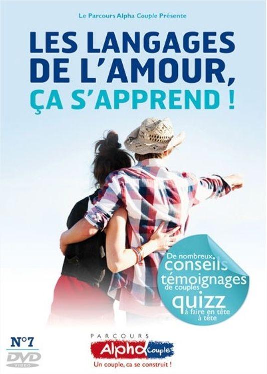 Alpha Couple Soirée n°7 - Les langages de l'amour, ça s'apprend ! - DVD