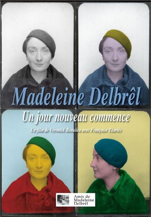 Madeleine Delbrel : un jour commence -  DVD