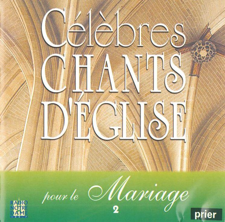librairie de l 39 emmanuel c l bres chants d glise pour le mariage vol 2 cd. Black Bedroom Furniture Sets. Home Design Ideas