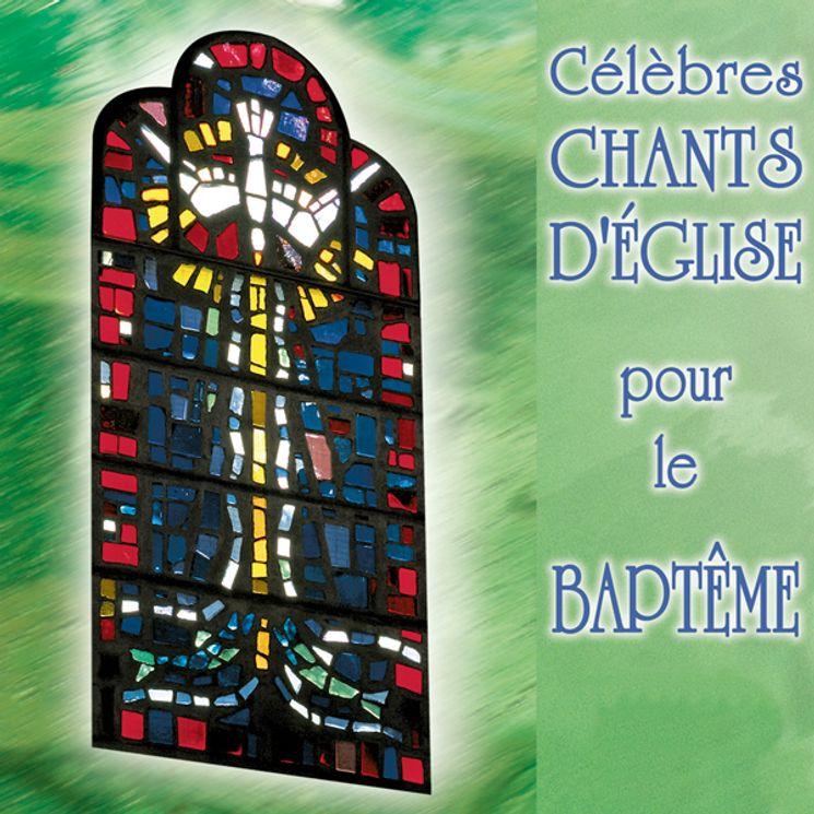Célèbres chants d´église pour le baptême, CD
