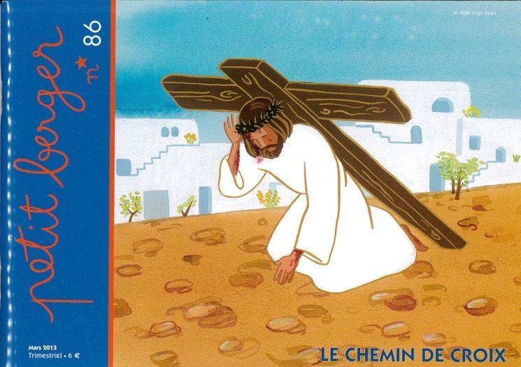 Petit berger 86 - Le chemin de croix