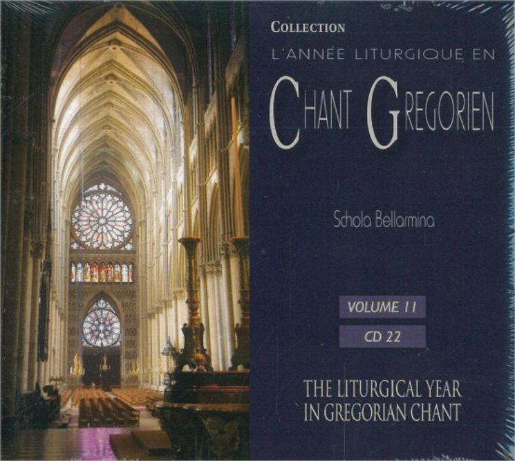 Chants Grégoriens : Requiem et Mariage - Vol 11 - 1 CD