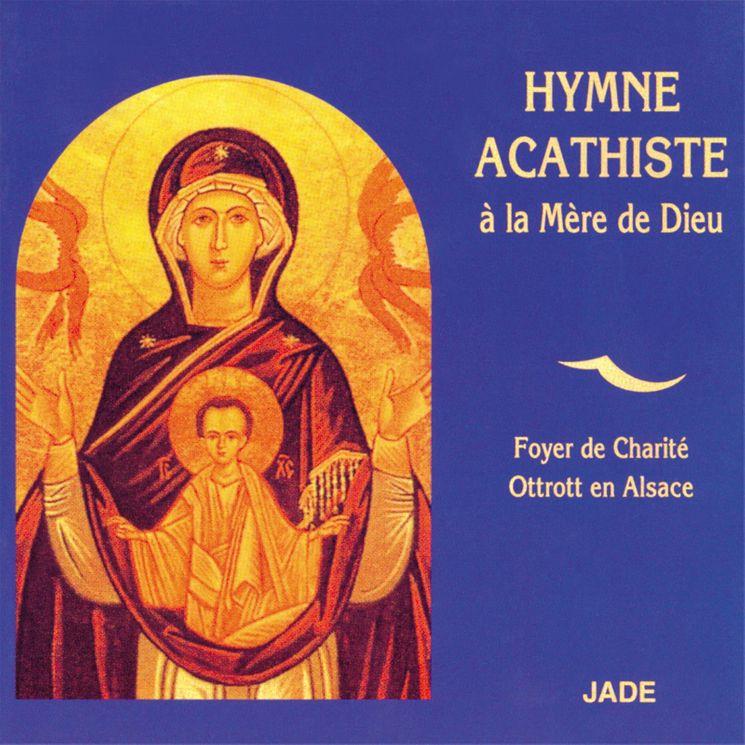 Hymne Acathiste à la mère de Dieu - CD