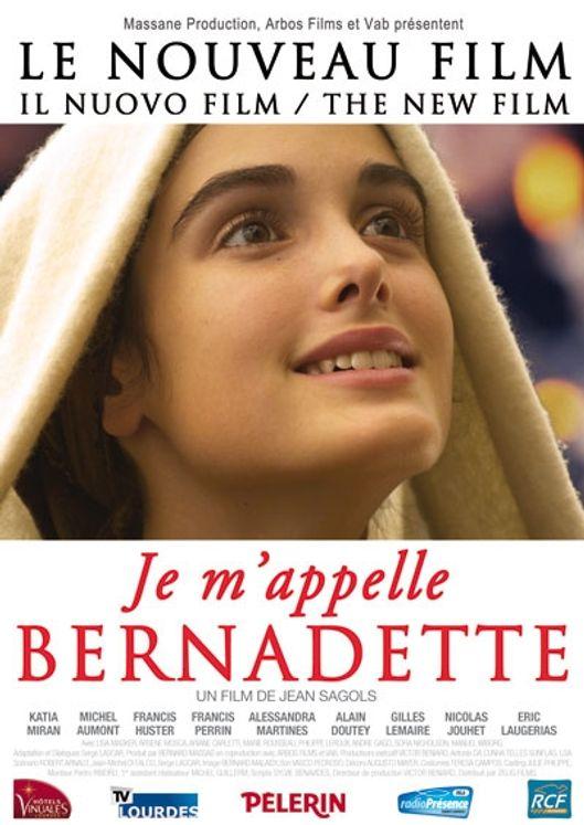 Je m appelle bernadette - DVD
