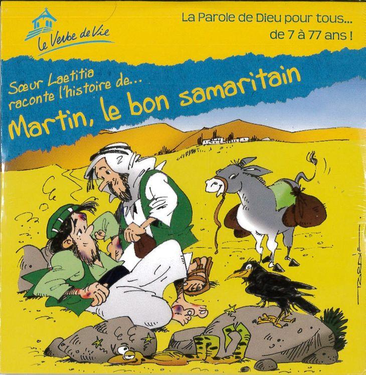 CD Martin, le bon samaritain