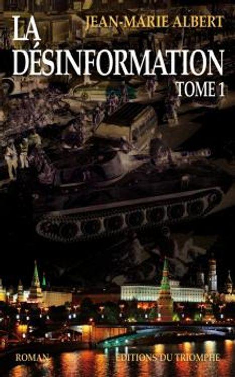 Les aventures de Vladimir Karpov 6 - La désinformation