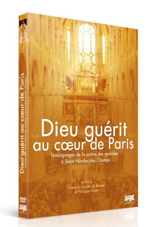 Dieu guérit au coeur de Paris - DVD