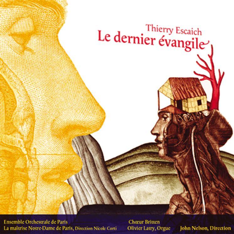 Le dernier Evangile - Cathédrale Notre-Dame de Paris - CD