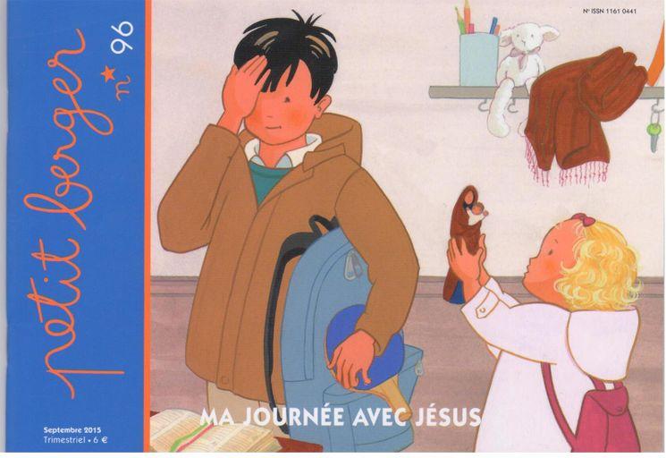 Petit berger 96 - Ma journée avec Jésus