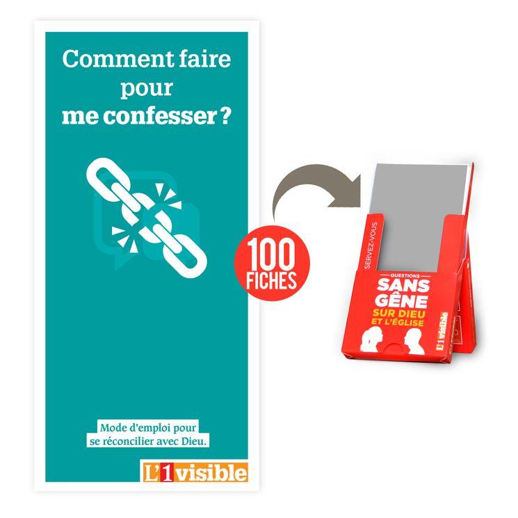 100 Fiches Comment faire pour me confesser ?