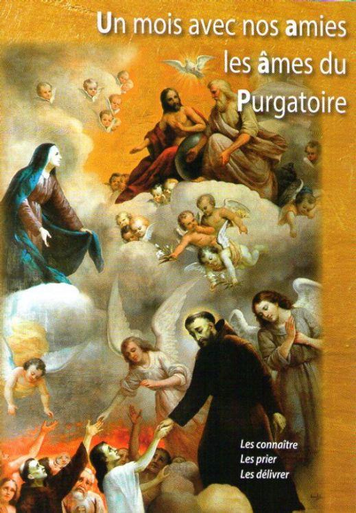 Un mois avec nos amies les Âmes du Purgatoire