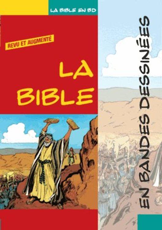 Bible en BD (revue et augmentée)