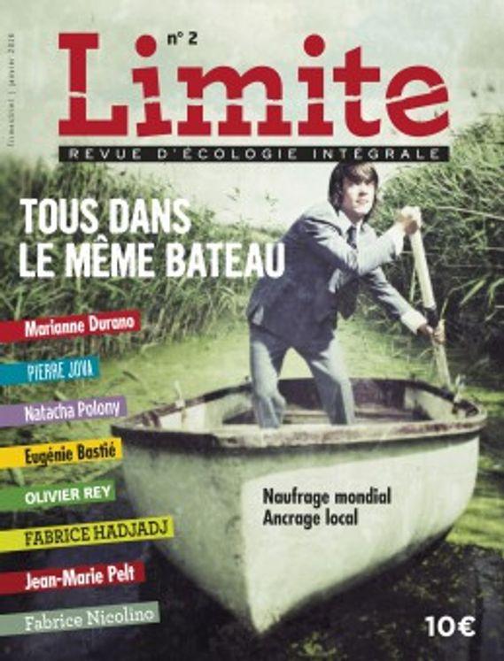 Revue Limite n°2 - Tous dans le même bateau