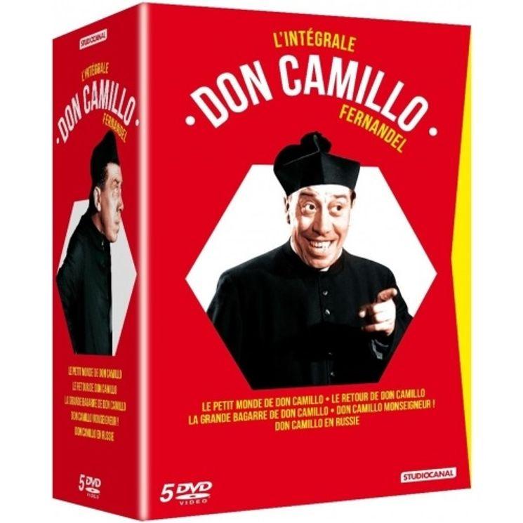 Don Camillo - L'intégrale - Coffret DVD