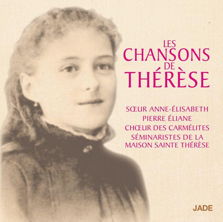 Les chansons de Thérèse - CD