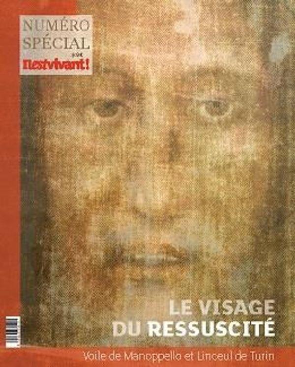 Pack de 50 ex N°332 -  Il est Vivant Juillet/Août/Septembre 2016 - Le visage du ressuscité
