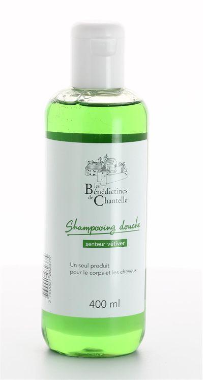 Shampooing Douche senteur Vétiver 400 ml