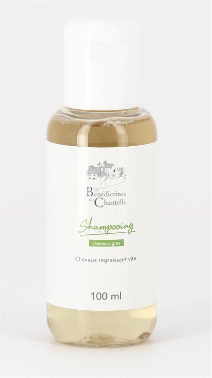 Shampooing cheveux gras 100 ml