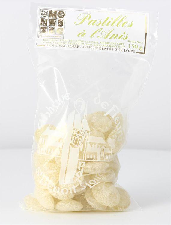 Pastilles Anis Fleury Sachet, 150 g