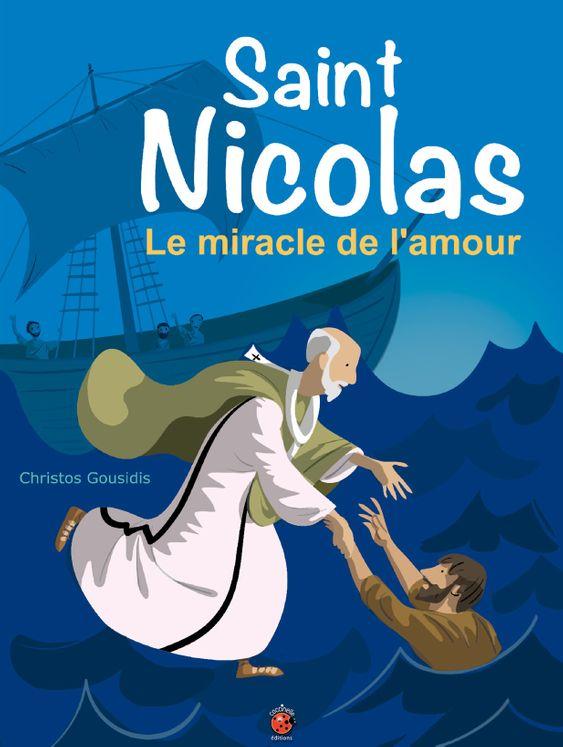 Saint Nicolas - BD