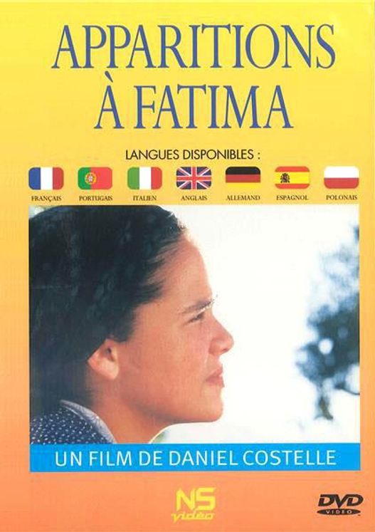 Apparitions à Fatima - DVD
