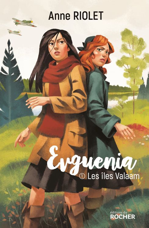Evguenia - Tome 1 Les îles Valaam - Ned