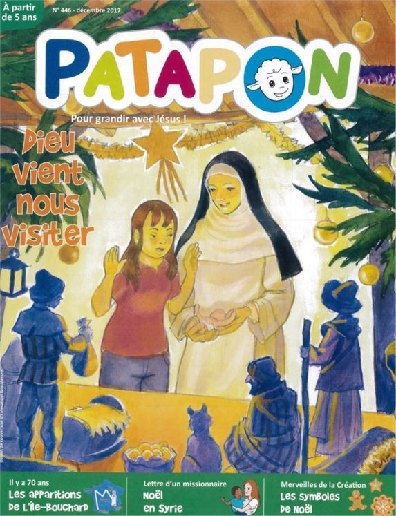 Patapon Octobre 2017 N°444 - Miam, on va se régaler