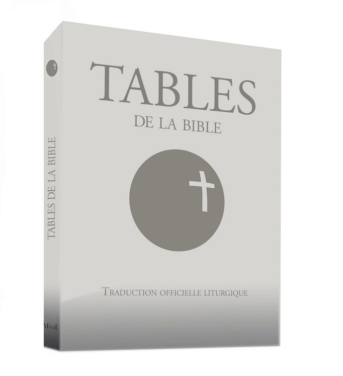 Tables de la Bible - AELF