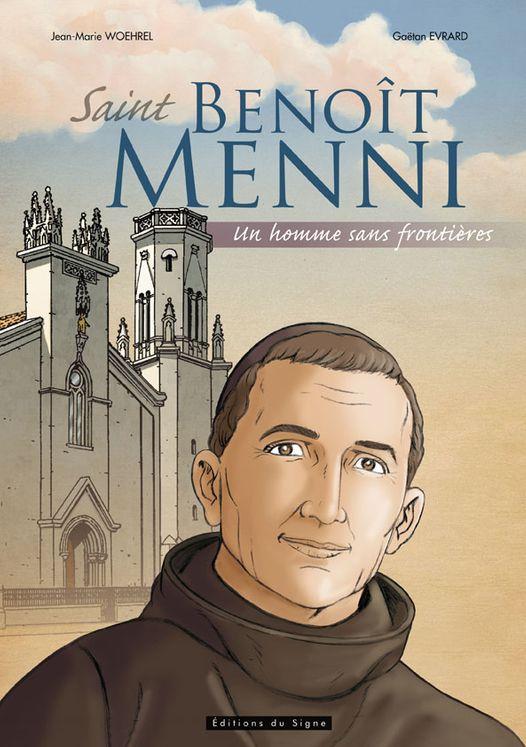 Saint Benoît Menni BD