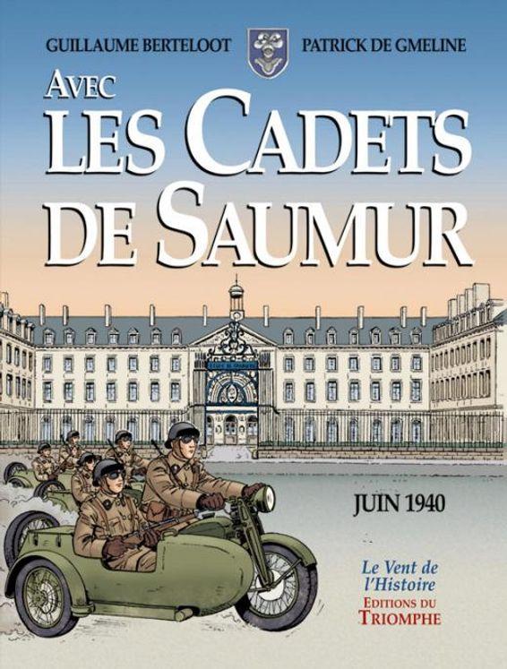 Avec les Cadets de Saumur - BD