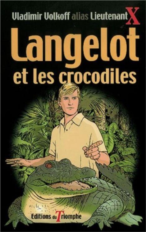 Langelot 11 - Langelot et les crocodiles