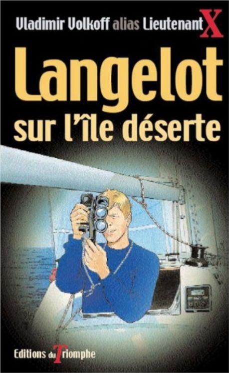 Langelot 27 - Langelot sur l'île déserte